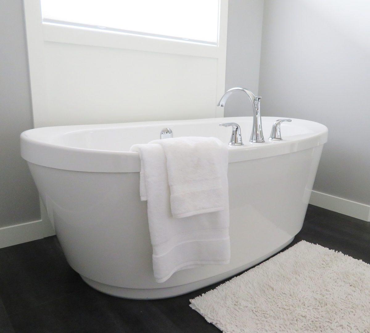 Nytt badkar
